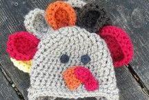 Crochet-Thanksgiving / by JenevaGriffin AStitchAboveTheRest