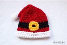 Crochet-Christmas / by JenevaGriffin AStitchAboveTheRest