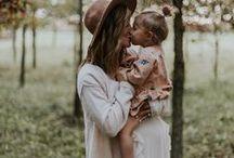Enfant / family // child // motherhood