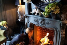 Relax by the fire....place / by Stephanie Cox