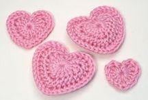 Crochet-Hearts / by JenevaGriffin AStitchAboveTheRest