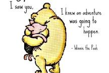 Winnie the Pooh / by Sahar Said
