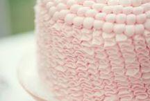 Pretty Desserts / Pretty and Edible