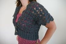 Crochet-Clothing / by JenevaGriffin AStitchAboveTheRest