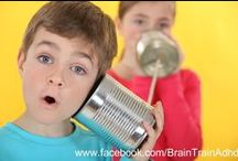 Central Auditory Processing Disorder / by Linda Collier