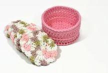Crochet-Bath and Body  / by JenevaGriffin AStitchAboveTheRest