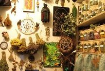 The Witch's Cupboard / Spell and ritual ingredients. / by Lecia