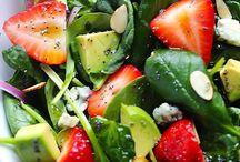 Scrumptious Salads / by Tooba Sheikh