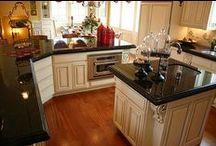 kitchen / kitchen ideas / by Stephanie Cox
