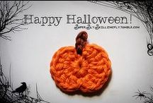 Crochet-Halloween / by JenevaGriffin AStitchAboveTheRest
