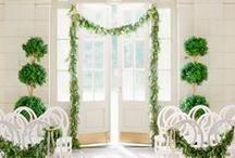 Weddings ~ Ceremony Decor