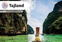 Thailand / Vodimo vas na magični Tajland