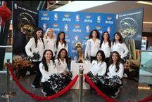 NBA Şampiyonluk Kupası 'Larry O'Brien Trophy' Marmara Forum'da / NBA Şampiyonluk kupası 'Larry O'Brien Trophy' 5 – 12 Ekim tarihleri arasında Marmara Forum'da basketbolseverlerle buluştu.