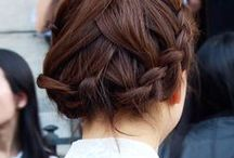 HAIRSTYLES: BRAIDS / Feeling braidy? Check out our board of braid inspiration!