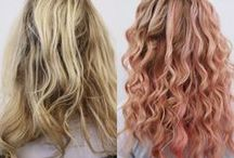 HAIRCOLOR INSPIRATION: BEFORE AND AFTERS