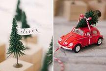 HOME // Tiny christmas