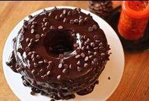 Chocolate CAKES / Large variety of Chocolate Cakes!