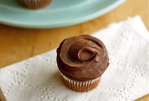Chocolate CUPCAKES / Gorgeous and delicious chocolate cupcakes!!!