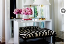 Living Room, Bathroom and Kitchen Projects / by Erika Vargas