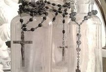 ♥~crosses  / by Cindy Marini-Foster