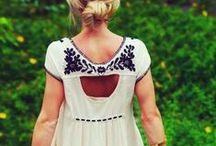 Clothing. / by Tasha Provost