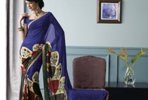 A 9 Yard Wonder! / Love Sarees? Check this space for the deepest discounts on designer sarees / by eBay India