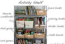 Organizing Tips / In the hope of becoming a good housewife ;)