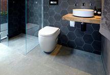 Bathroom Designs / by stephanie Silvia