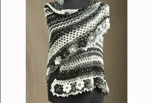 Crochet - Hats, Scarves, Etc / Hats, Scarves, Wraps, Shrugs, Socks, Mittens, Etc