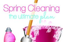 Cleaning//Things I need to do / by Whitney McDiffitt-Gump