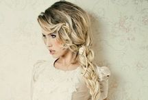 HAIR INSPIRATION  / by Hannah Hollenbeck