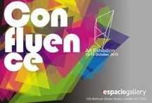 Espacio Gallery / Since 2012 Jackson's has been the sponsor of Espacio Gallery in East London. http://www.espaciogallery.com