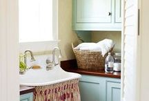 Laundry/Mud Room / by Heather Stephen