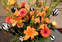 Flower Arrangements / by Amber Swan