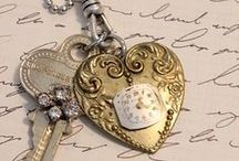 key to my♥ / by Cindy Marini-Foster