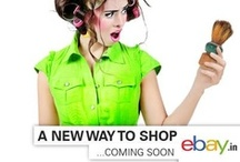 A New Way to Shop! / Don't you wish shopping was easier, faster, better & more fun? It's happening! A New Way To Shop is coming soon! Get ready for a shopping experience that is tailor made, just for YOU! / by eBay India