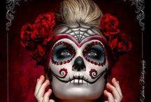 Dia Da Los Muertos  / Respect the Dead #UndertheNeedle / by Talitha Vanzo