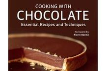 Chocolate BOOKS / Cookbooks, fiction, non-fiction, you name it.  If it's about chocolate, you'll find it here!