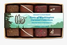 Chocolate BRANDS / Scharffen Berger, Theo Chocolates, Fran's, Taza...  lots and lots chocolate brands and their products!