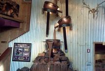 Chocolate FOUNTAINS / Let the chocolate flow freely from the fountains!