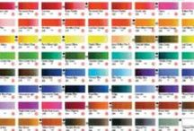 Printed Colour Charts