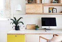 office spaces / office, decor, interior design, entrepreneur