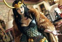 Costumes / by Stephanie Nicheporuck