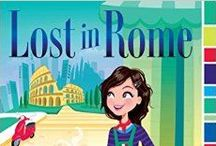Lost in Rome / Lost in Rome by Cindy Callaghan