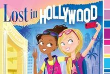 Lost in Hollywood / Lost in Hollywood by Cindy Callaghan