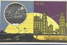 Old Postcards besides War