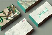 Business cards & invites / by Silvia Boscolo