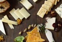 Party Food / mmmm yum! Wine & Cheese!  / by Lindsey Ford