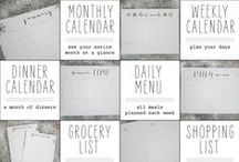Meal Planning / by Britton Kendall