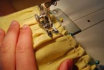 Sewing Project Ideas & Fabric / Cool fabrics, sewing tutorials & ideas / by Lindsey Ford